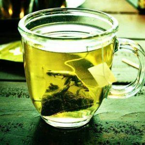 لاغری با چای سبز