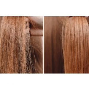درمان خشکی مو در پاییز