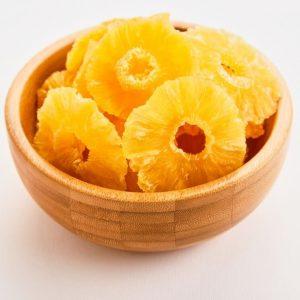 خواص آناناس خشک